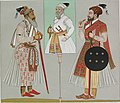 A French view of the clothing styles of the Golkonda kings; a plate from Racinet, 1888.jpg