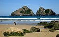 A Glorious day at Holywell Bay - geograph.org.uk - 270333.jpg