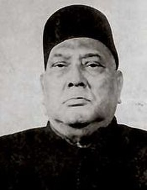 Krishak Sramik Party - A K Fazlul Huq was popularly called the Sher-e-Bangla (Lion of Bengal)