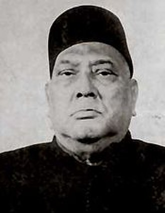 Bengali Muslims - A. K. Fazlul Huq, known as the  Sher-e-Bangla (Tiger of Bengal), was the 1st Prime Minister of Bengal.