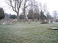 A frosty scene at St Peter and St Paul, Hambledon - geograph.org.uk - 1117236.jpg
