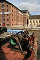 A moment for quiet contemplation, Gloucester Docks. - geograph.org.uk - 1478029.jpg