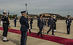A spectacular farewell to PM Abe at Joint Base Andrews 150430-F-WU507-008.jpg