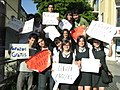 A student group part of 'FREE HUGS', Chile.jpg