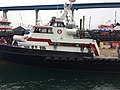 A tugboat renaming ceremony in San Diego (27516279881).jpg