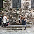 Aachen, Brunnen -Fischpüddelchen- -- 2016 -- 2740.jpg