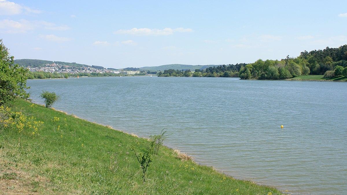 Seen In Hessen Nähe Frankfurt