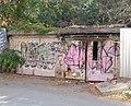 Abandoned and vandalised garages; Dnipro, Ukraine; 20.09.19.jpg