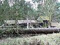Abandoned sawmill - geograph.org.uk - 1767313.jpg