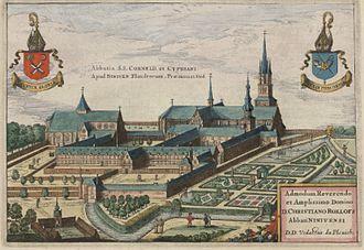 Ninove - St Cornelius Abbey
