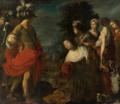 Abigail al cospetto di Davide - Furini.png