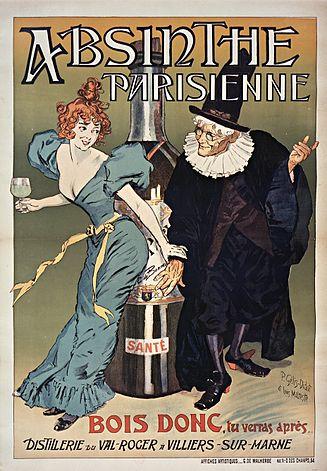 The Great Binge 327px-Absinthe_Parisienne