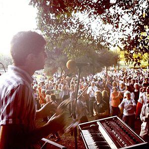 Adem K - Image: Adem K live