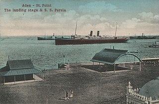 SS <i>Persia</i> (1900) ship