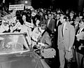 Adlai Stevenson greets eager ILGWU members during his election campaign. (5278846747).jpg