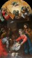 Adoração dos Pastores (1632) - Cornelis de Beer (Misericórdia de Viana do Castelo).png