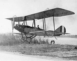 Aeromarine 39 - Image: Aeromarine 39 with Pratt hook