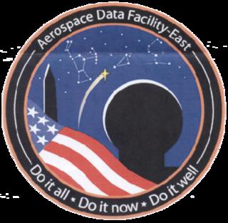 Aerospace Data Facility-East Reconnaissance satellite ground station on the US East Coast