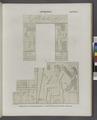 Aethiopen. Begerauîeh (Begrawiya). Pyramidengruppe A- a. Pyr. 16. Ostwand; b. Pyr. 17. Südwand (NYPL b14291191-44193).tiff