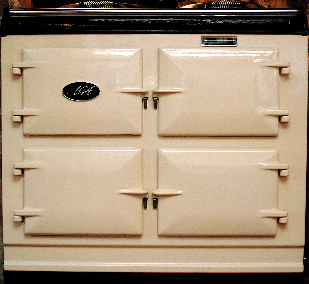 aga cooker wikipedia