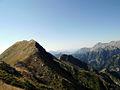 Agrafa mountains viewed from Asproremma Evritanias 3.jpg
