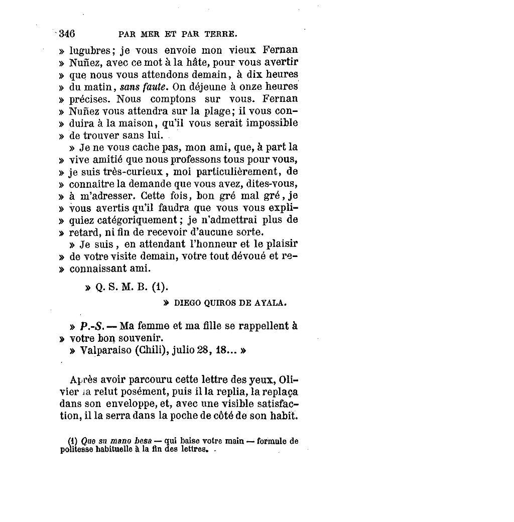 Page Aimard Par Mer Et Par Terre Le Corsaire Djvu 354