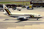 Air Zimbabwe B737-200 Z-WPC at JNB (15503242614).jpg