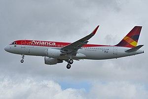 Avianca Brazil - Airbus A320
