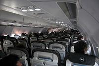 D-AIST - A321 - Lufthansa