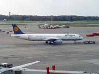 D-AIDL - A321 - Lufthansa