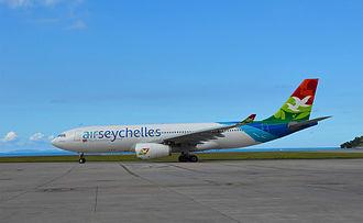 Air Seychelles - Air Seychelles Airbus A330-200