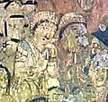 Ajanta Cave 17 frescoe detail with foreigners.jpg