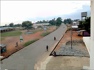 Akrofonso Town in Ashanti, Ghana