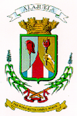 Alajuela (canton) - Image: Alajuela.canton