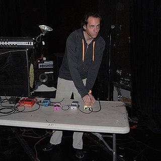 Alan Licht American guitarist