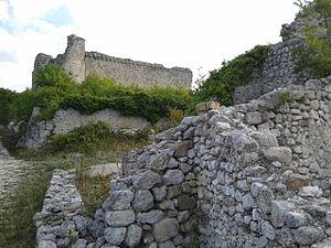 Castello Orsini - Castle in Massa d'Albe