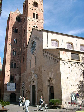 Image illustrative de l'article Cathédrale d'Albenga