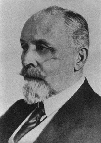 Albert von Schrenck-Notzing - Image: Albert von Schrenck Notzing