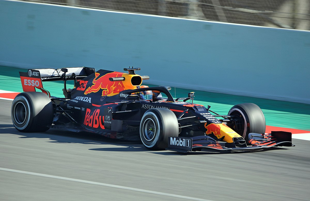 Red Bull Racing Rb16 Wikipedia