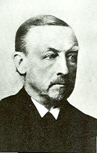 Alexander Conze - Alexander Conze 1831–1914)