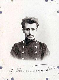 Alexander Nemolovsky