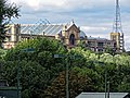 Alexandra Palace from North London Cricket Club, Crouch End, Haringey, London, England 3.jpg
