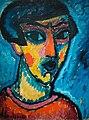 Alexeij Jawlensky Kopf in Blau 1280874.jpg