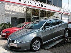 Alfa Romeo Type 937 - Alfa Romeo Type 937 body styles - GT (front) and 147 (rear)