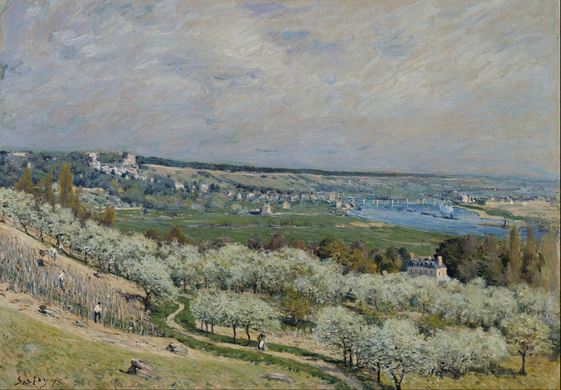 File:Alfred Sisley - The Terrace at Saint-Germain, Spring - Google Art Project.jpg