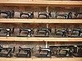 Algarve - Silves - sewing machines display (25708274852).jpg