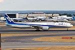 All Nippon Airways, JA791A, Boeing 777-381 ER (30537148528).jpg