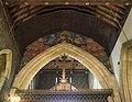 All Saints' Church, Jesus Lane - Chancel arch & rood screen.jpg