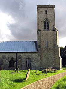 All Saints, Sharrington, Norfolk.jpg