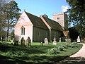 All Saints Church, Ham - geograph.org.uk - 1105576.jpg